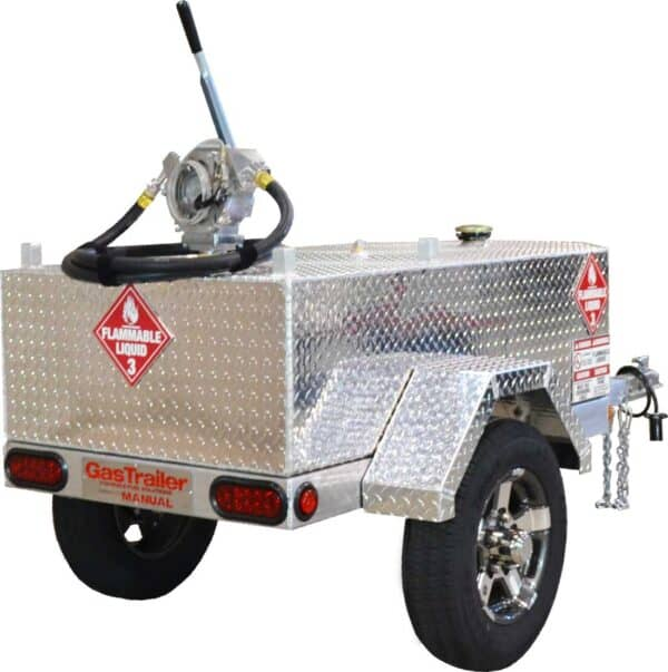 Gas Trailer Contractor 110 Manual