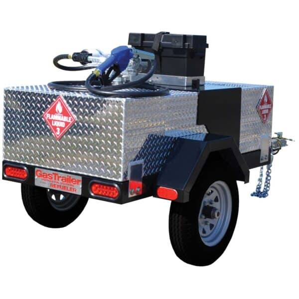 Gas Trailer economy 110 electric