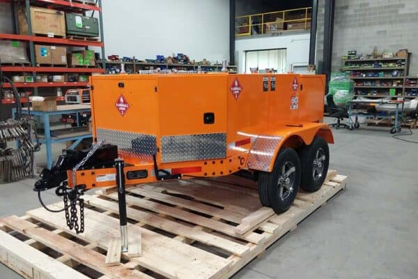 Gas Trailer Refueler 400 Quad 3