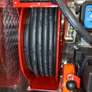 75′ Hose Reel Kit w/100′ Ground Cable (Pro Series models only)