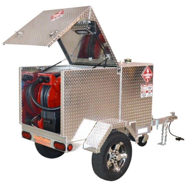 Gas Trailer pro 110 industrial fts