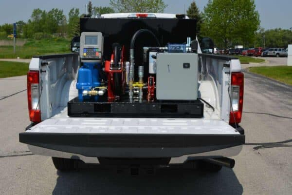 Gas Trailer Fuel Station 400 Skid