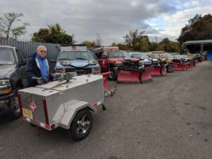 Gas Trailer provides a variety of fleet mobile fueling solutions