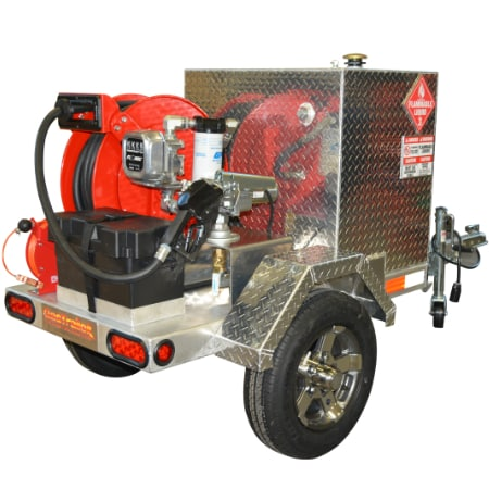 Lakeshore Model by Robinson Gas Trailer