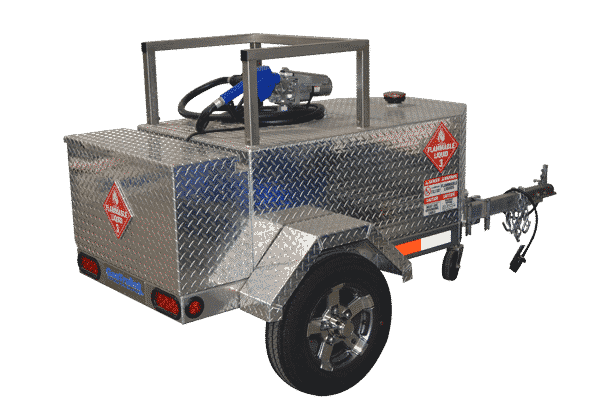 Contractor 110 Gas Trailer by Robinson